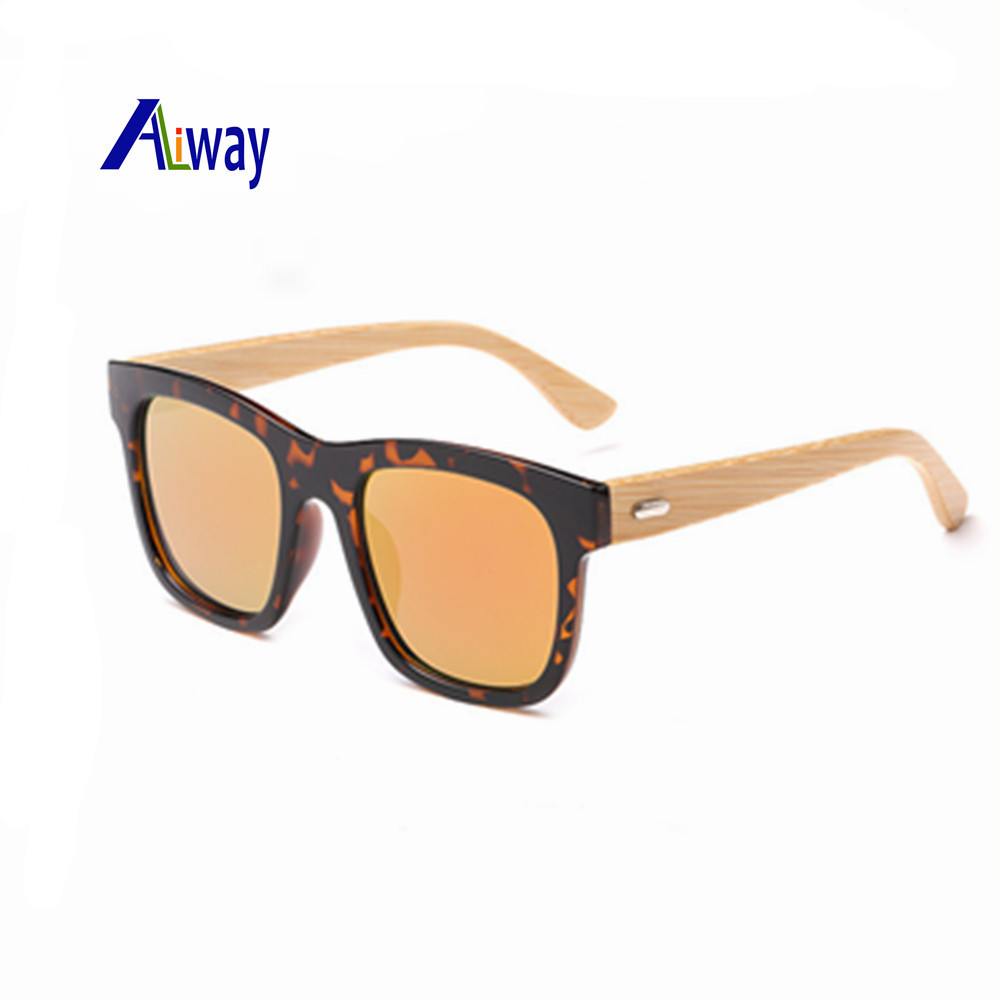 Small Gold Wood Glasses Frames Bamboo Eyeglass Optical Frame Eye ...